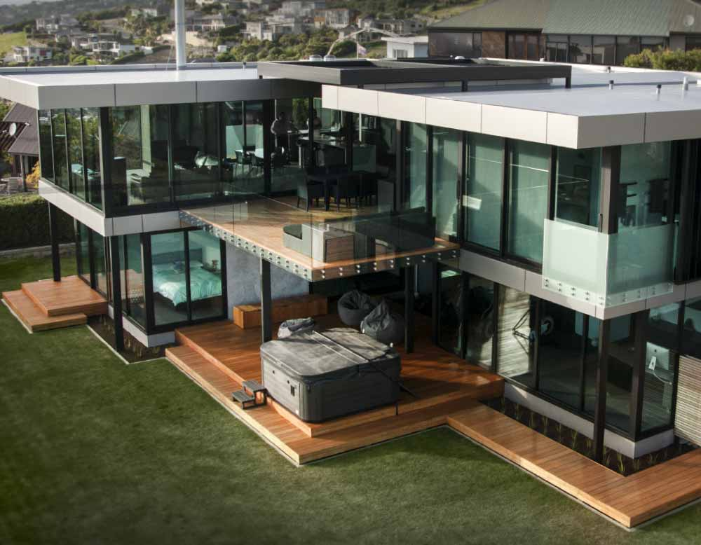 BUILD YOUR OWN GRAND DESIGN WITH ALUMINIUM PANELS