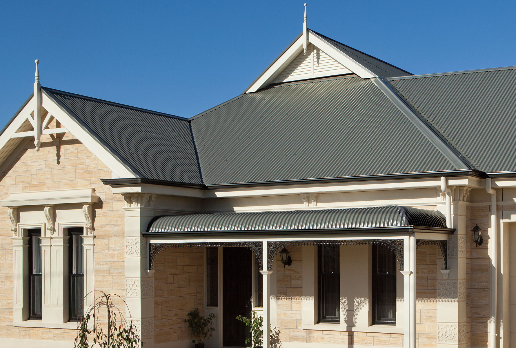 Cgi Pre Curving Roofing Stratco Nz