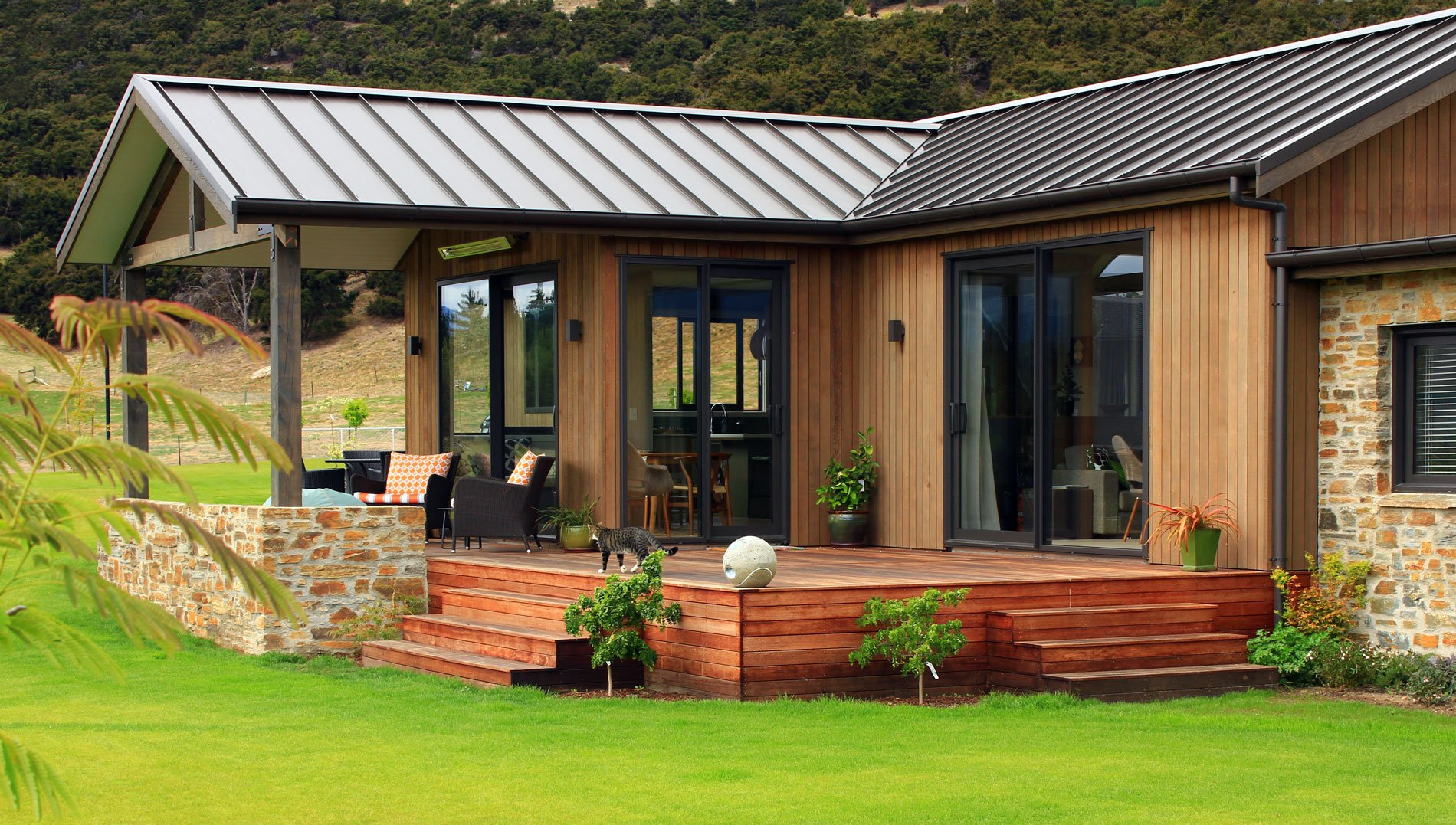 Hiland Tray Roofing Walling Stratco Nz