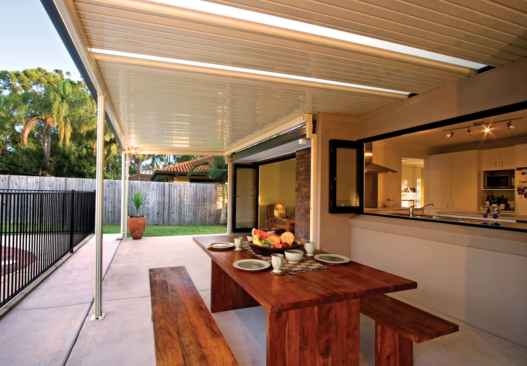 Outback flat stratco nz - Outdoor patio design ideas ...