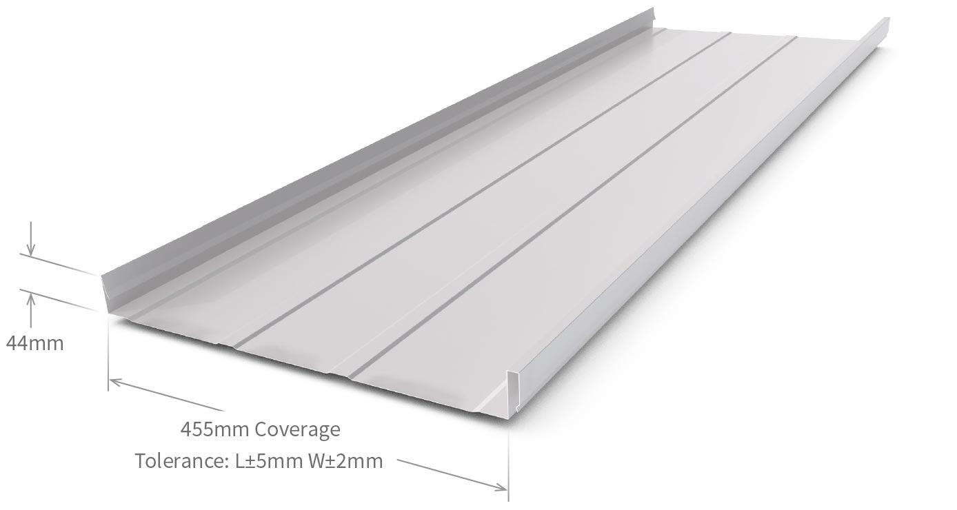 Cladding Roofing Sheeting Walling Hiland Tray Profile